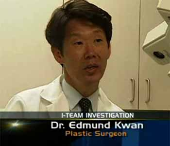 Edmund Kwan, M.D. Surgeries provided by Dr. Edmund Kwan