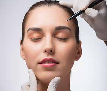 Edmund Kwan, M.D. What does an NYC brow lift accomplish?